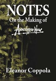 Cover of: Notes on the Making of Apocalypse Now