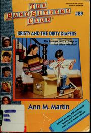 Cover of: Kristy and the Dirty Diapers (Baby-Sitters Club) | Ann M. Martin