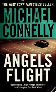 Cover of: Angels Flight (Harry Bosch) | Michael Connelly