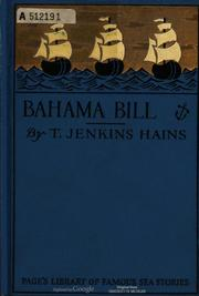 Bahama Bill by T. Jenkins Hains