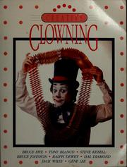Cover of: Creative clowning | Bruce Fife