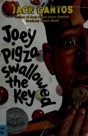 Joey Pigza swallowed the key (2000 edition) | Open Library