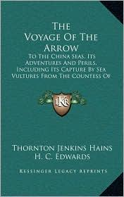 Cover of: The Voyage of the Arrow |