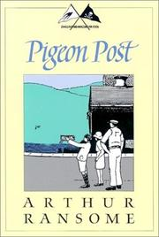 Cover of: Pigeon Post (Godine Storyteller) | Arthur Michell Ransome