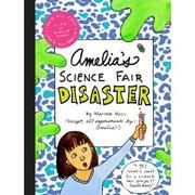 Cover of: Amelia's Science Fair Disaster |