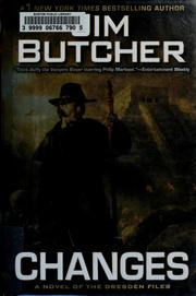 Cover of: Changes | Jim Butcher