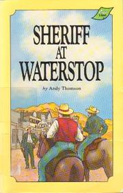 Cover of: Sheriff at Waterstop by