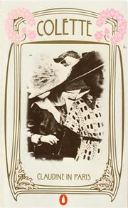Cover of: Claudine à Paris