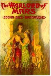 Cover of: The Warlord of Mars