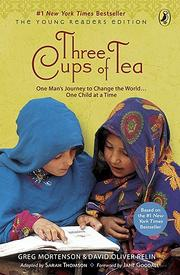 Cover of: Three Cups of Tea |