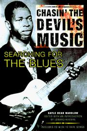 Cover of: Chasin' that devil music