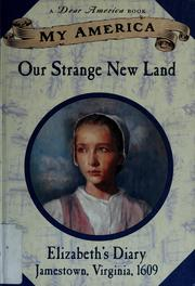 Cover of: Our strange new land | Patricia Hermes
