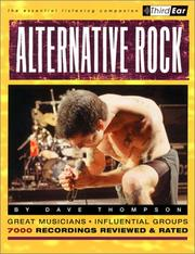 Alternative Rock by Dave Thompson