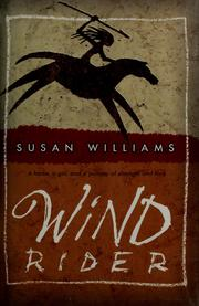 Cover of: Wind rider | Williams, Susan