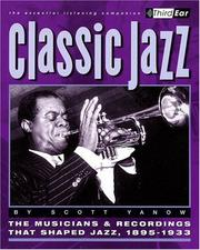 Classic Jazz by Scott Yanow