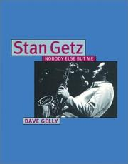 Cover of: Stan Getz