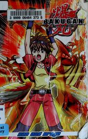 Cover of: Bakugan Battle Brawlers | Elizabeth Hurchalla