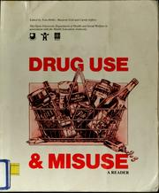 Cover of: Drug use and misuse | Tom Heller, Marjorie Gott, Carole Jeffery