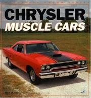 Cover of: Chrysler muscle cars | Mike Mueller