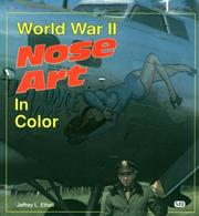 Cover of: World War II nose art in color