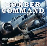 Cover of: Bomber command