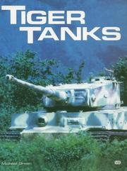 Cover of: Tiger tanks