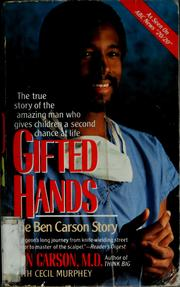 Cover of: Gifted Hands | Ben Carson, Cecil Murphey