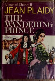 Cover of: The Wandering Prince | Victoria Holt