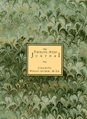 Cover of: The twelve-step journal