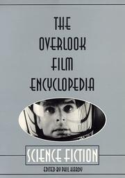 Cover of: The Overlook Film Encyclopedia | Phil Hardy