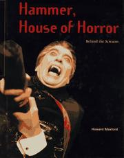 Hammer, house of horror