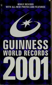 Cover of: Guinness World Records 2001 | Mark C. Young