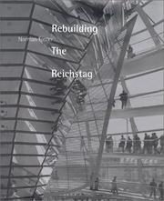 Cover of: Rebuilding the Reichstag
