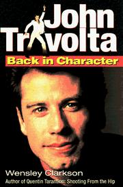 Cover of: John Travolta