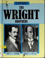 Cover of: The Wright brothers | Richard Tames