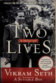 Cover of: Two lives | Vikram Seth