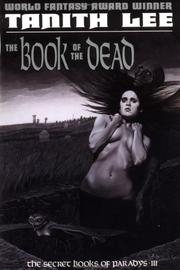 Cover of: The Book of the Dead (Secret Books of Paradys)