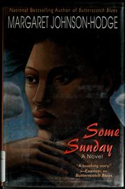 Cover of: Some Sunday | Margaret Johnson-Hodge