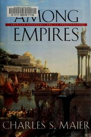 Cover of: Among empires | Charles S. Maier