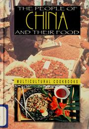 Cover of: The people of China and their food by Ann Burckhardt