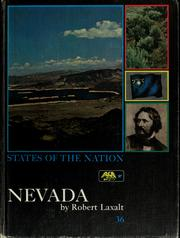 Cover of: Nevada. | Robert Laxalt
