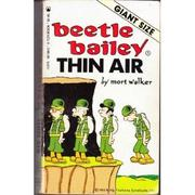 Cover of: Beetle Bailey | Mort Walker