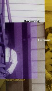 Cover of: Recurring fictions | Wendy McGrath