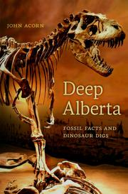 Cover of: Deep Alberta by John Harrison Acorn