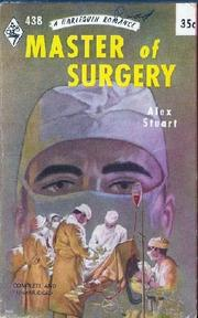Cover of: Master of Surgery by