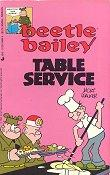 Cover of: B Bailey/table Servic | Mort Walker