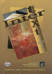 Inter text Nr. 1/2 2010 by