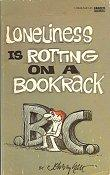Cover of: Loneliness is Rotting on a Bookrack