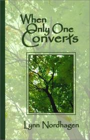 Cover of: When only one converts |
