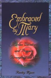 Cover of: Embraced by Mary